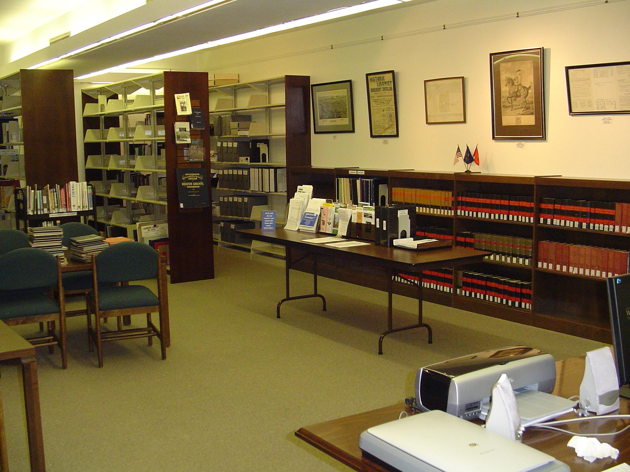 library history photo