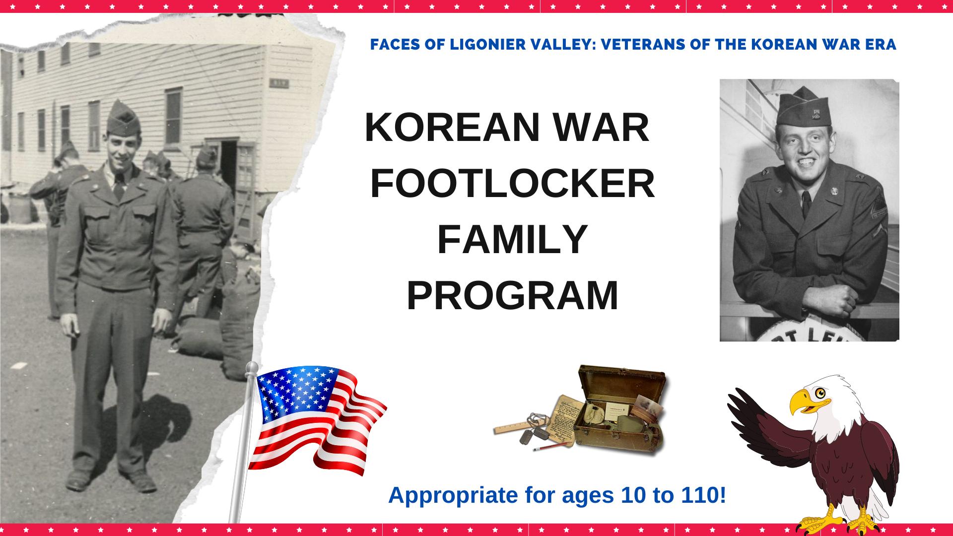 Korean War Footlocker Family Program