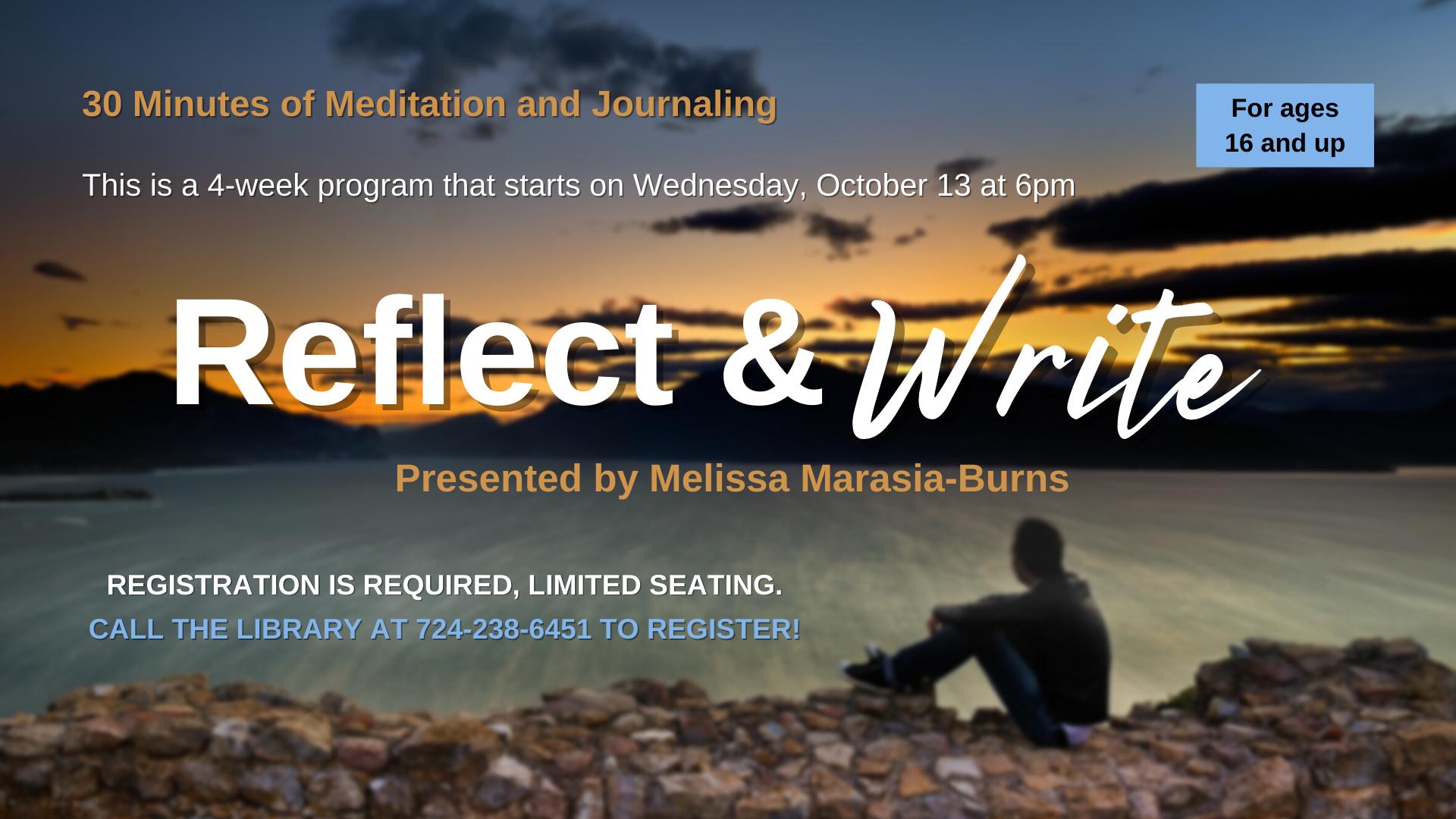 Reflect & Write