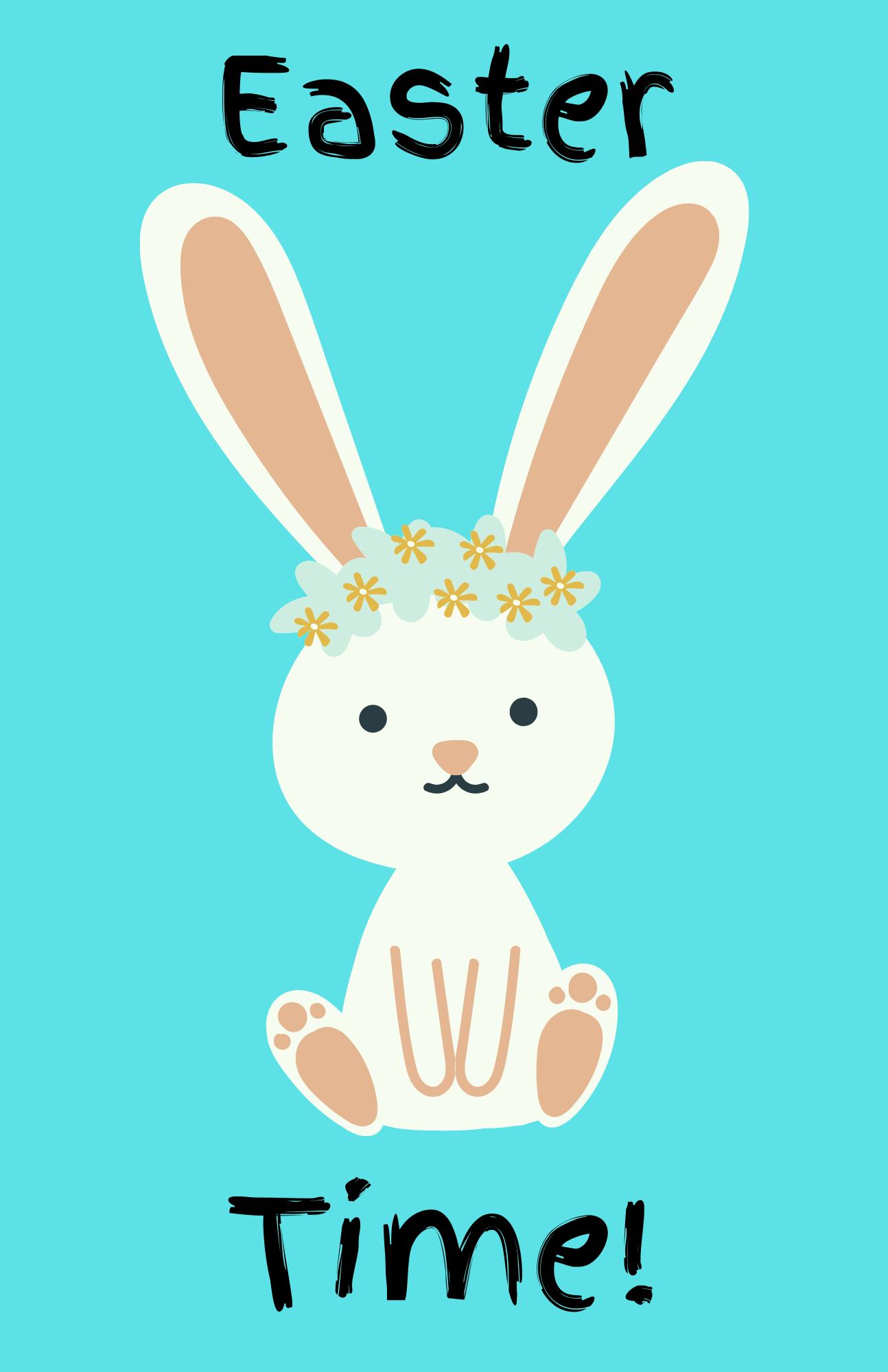 Facebook Live Preschool Storytime--Easter!