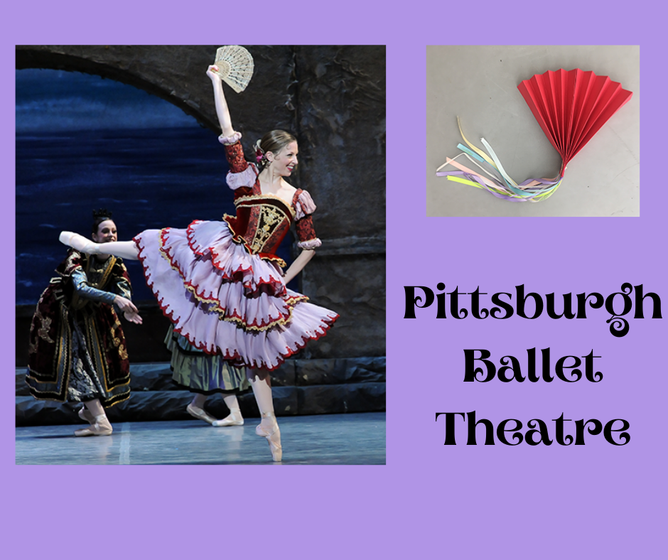 Dance the Story with the Pittsburgh Ballet Theatre